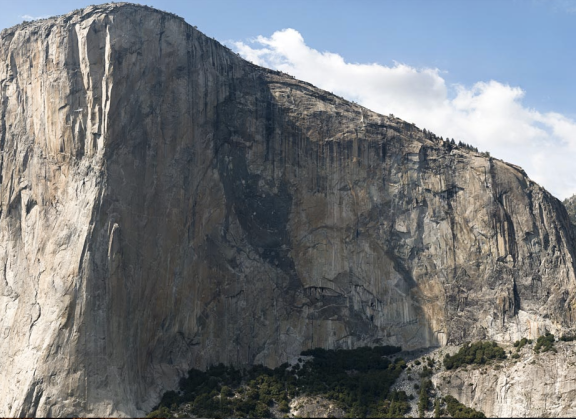El Capitán, Yosemite Valley. FUENTE: news.nationalgeographic.com